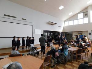 作新幼稚園車椅子寄贈式 035.JPG